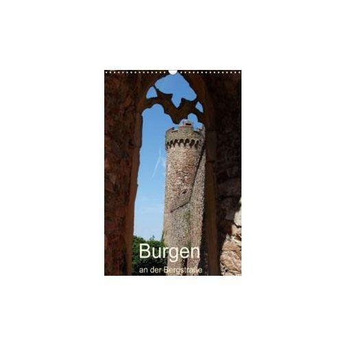 Burgen an der Bergstraße (Wandkalender immerwährend DIN A3 hoch)