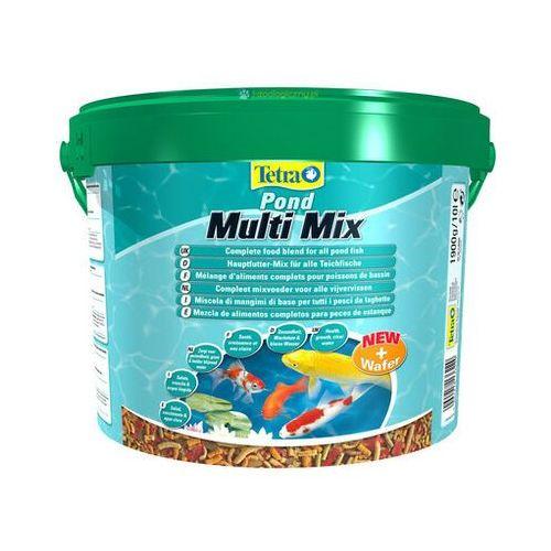 pond multi mix 10 l - darmowa dostawa od 95 zł! marki Tetra