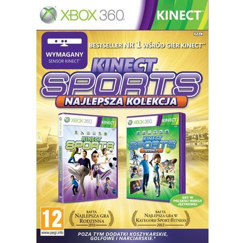 OKAZJA - Kinect Sports (Xbox 360)