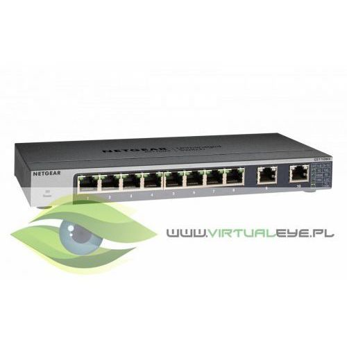 Netgear Switch GS110MX-100PES