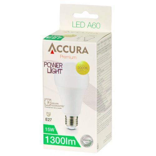 Accura PowerLight bulb E27 15W - produkt z kategorii- Żarówki LED