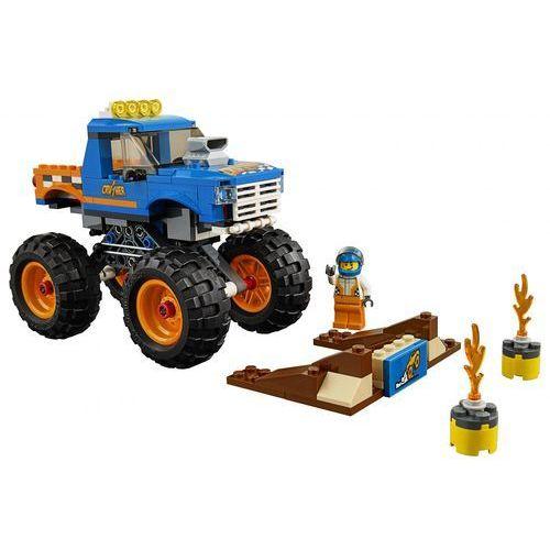 60180 MONSTER TRUCK (Monster Truck) KLOCKI LEGO CITY