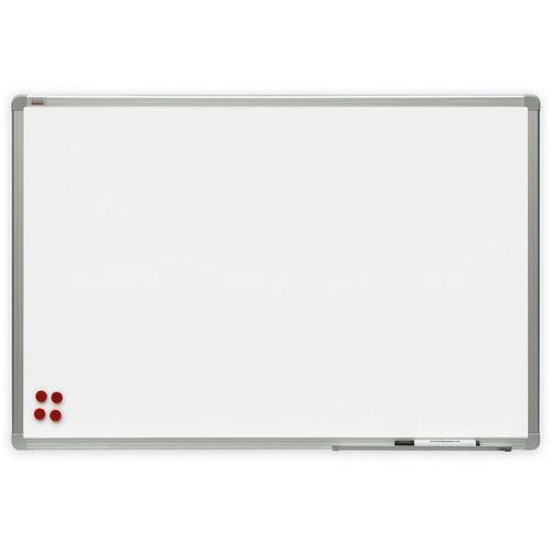 Tablica biała officeboard 180x120 magnetyczna, suchościeralna, lakierowana, marki 2x3