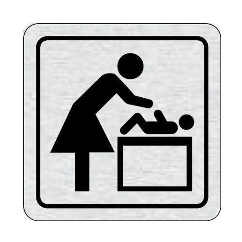 Tabliczka na drzwi -miejsce do przewinięcia dziecka marki B2b partner