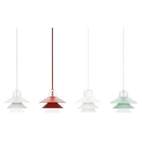 Normann copenhagen Ikono - lampa wisząca biały śr. 20cm (5707434057710)