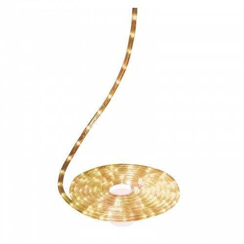 Mały wąż świetlny Rope light, 6 m, przezroczysty, 25858293179