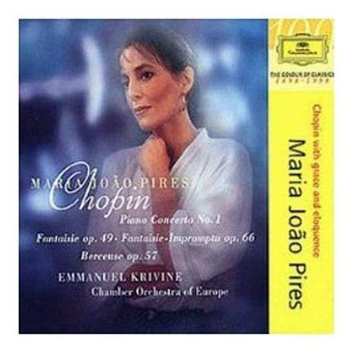 Chopin - pires (płyta cd) marki Universal music / deutsche grammophon
