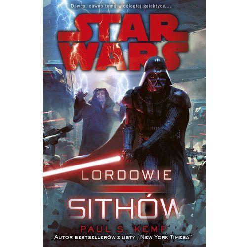 Star Wars. Lordowie Sithów, oprawa miękka