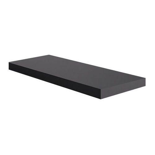 Półka Form Cusko 38 x 235 x 600 mm czarna (3663602764045)