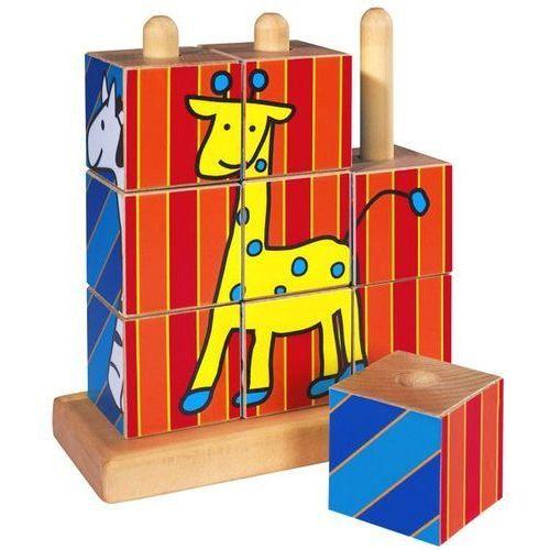 Eichhorn nakładanka-puzzle