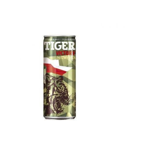 Napój energetyzujący Tiger Victory 250 ml