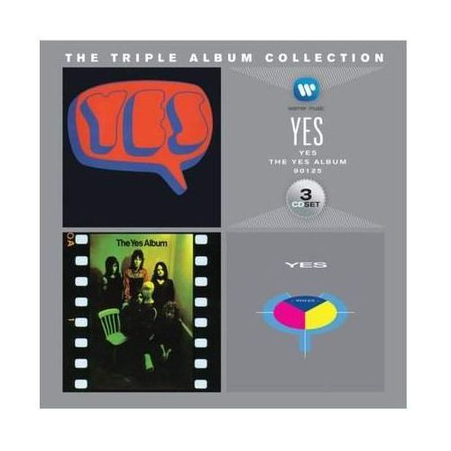 Triple Album Collection, The, 8122797395