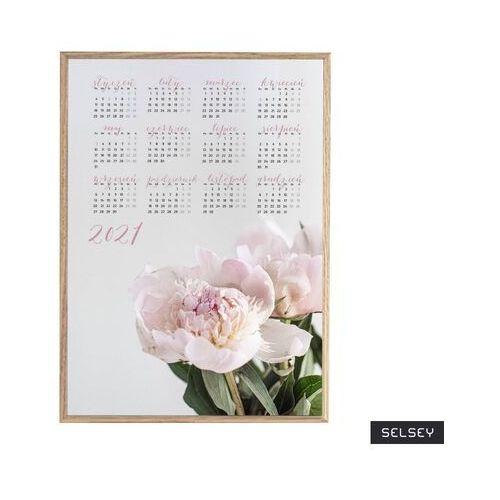SELSEY Kalendarz Wemida 50x70 cm z wyborem ramy (5903025472003)