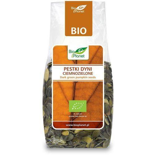 Bio Planet: pestki dyni ciemnozielone BIO - 150 g, 5907814661609