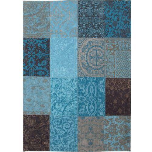 Dywan Louis de Poortere Vintage Multi turquoise, 8105