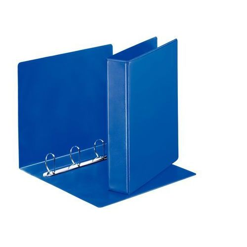 Segregator ofertowy Esselte Panorama 49762 A4/65/4ringi niebieski