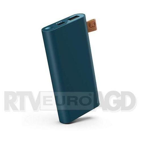 Powerbank FRESH N REBEL 6000 mAh USB-C Niebieski, 2PB6000PB