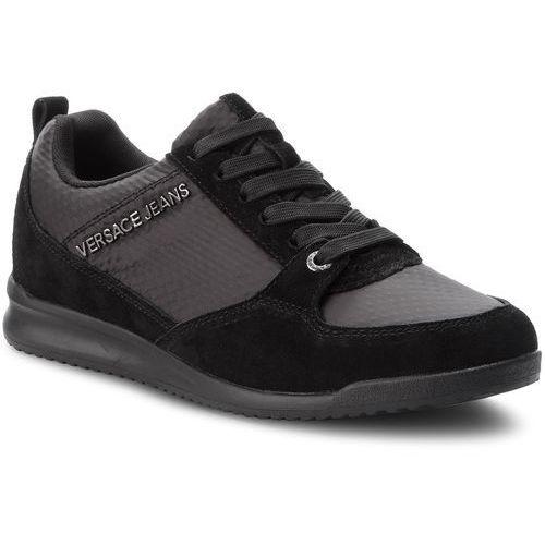Sneakersy jeans - e0ysbsc3 70851 899 marki Versace