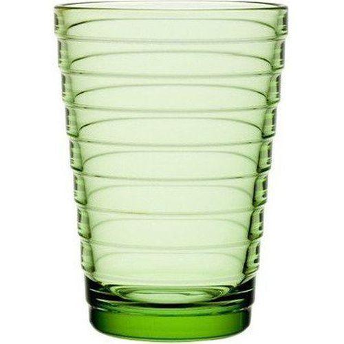 Szklanki Aino Aalto 330 ml jasnozielone 2 szt. (6411929510176)