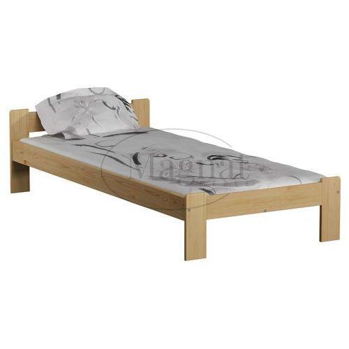 Łóżko sosnowe celinka 80x200 marki Magnat - producent mebli drewnianych i materacy