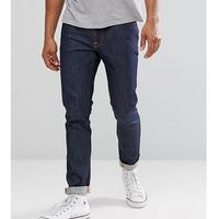 Nudie Jeans Co Lean Dean Jeans Dry Light Cool Wash - Navy