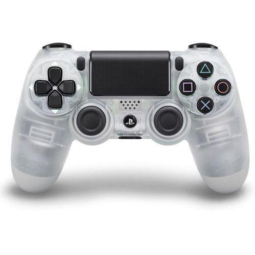 Kontroler  ps4 dualshock crystal marki Sony