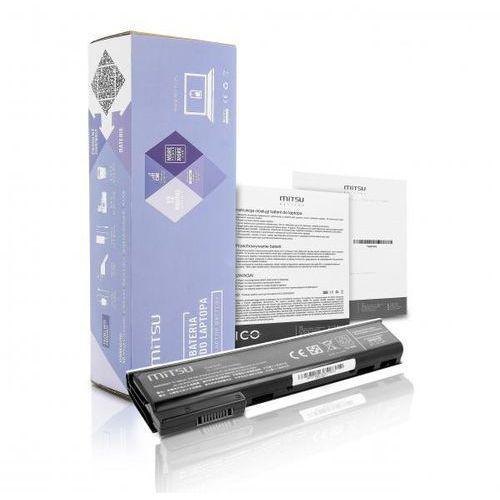 akumulator / Nowa bateria Mitsu do laptopa HP COMPAQ ProBook 640 G0, G1