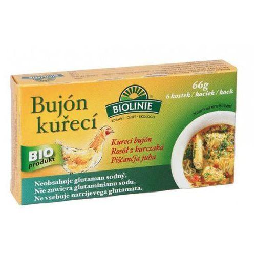 Bulion drobiowy 6 kostek - BIOLINIE (1)