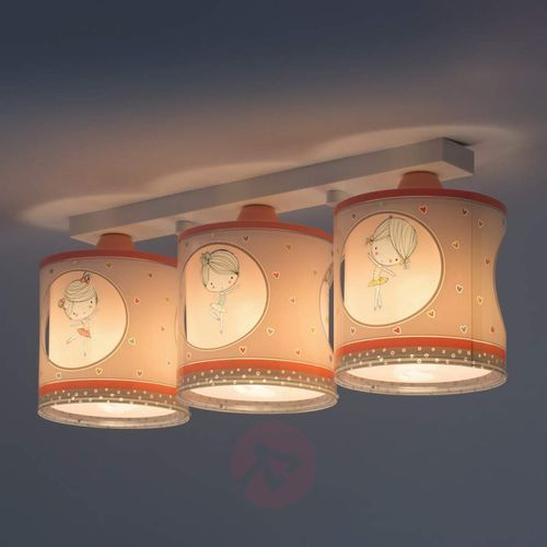Dalber 18 - sweet dance lampa sufitowa 3 x e 27 nr. kat. 70913 (8420406709130)