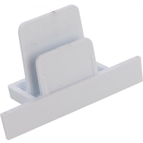 Nowodvorski Element lampy systemowej profile recessed dead end cap white model 8974 (5903139897495)