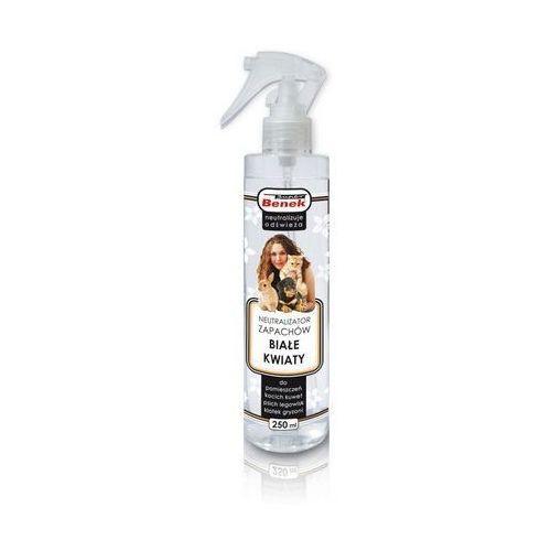 benek neutralizator spray - białe kwiaty 250ml marki Certech