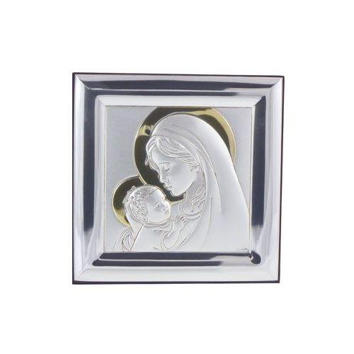 Matka Boska z dzieciatkiem ze złoceniem -(BC#6382O)