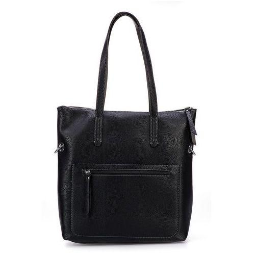 Tom tailor denim anna torba na zakupy schwarz