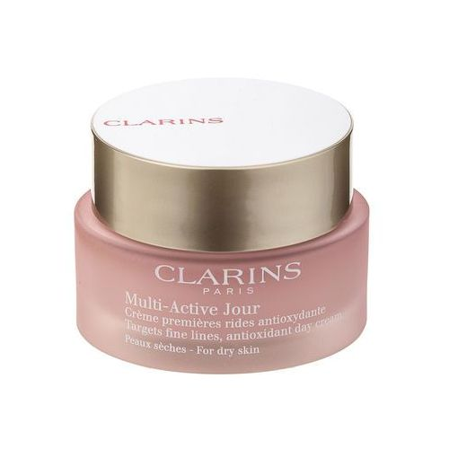 multi-active antyoksydacyjny krem na dzień do skóry suchej (day early wrinkle correction cream for dry skin) 50 ml marki Clarins