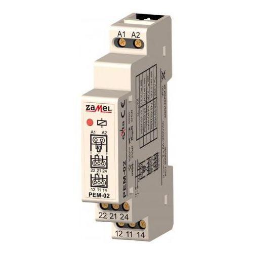Przekaźnik elektromagnetyczny PEM-02/024 24V (5903669007876)