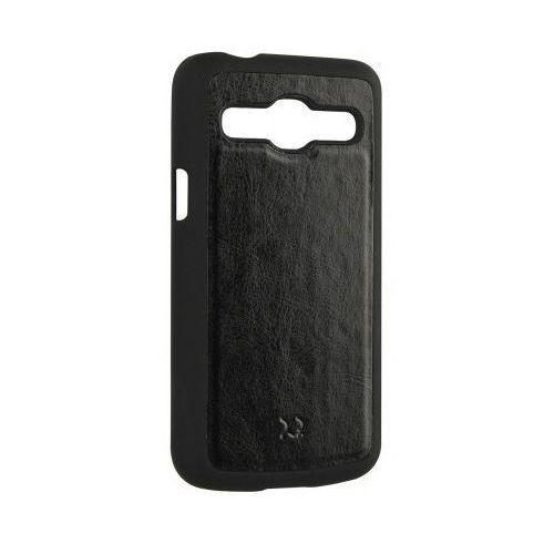 Etui XQISIT iPlate Eman do Samsung Galaxy Core Plus Czarny z kategorii Futerały i pokrowce do telefonów