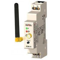 Zamel Exta free - radiowy odbiornik modułowy 1-kanałowy rom-01 (5903669041825)