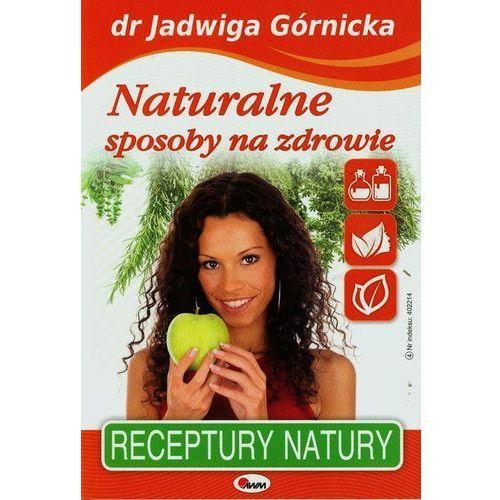 Naturalne sposoby na zdrowie, oprawa miękka
