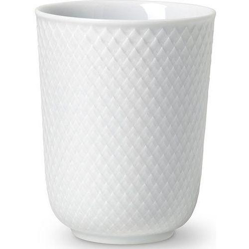 Lyngby Kubek rhombe biały