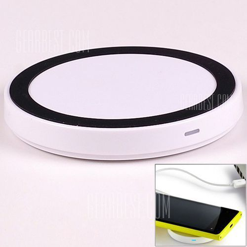 Gearbest T-200 qi wireless charging mat mobile