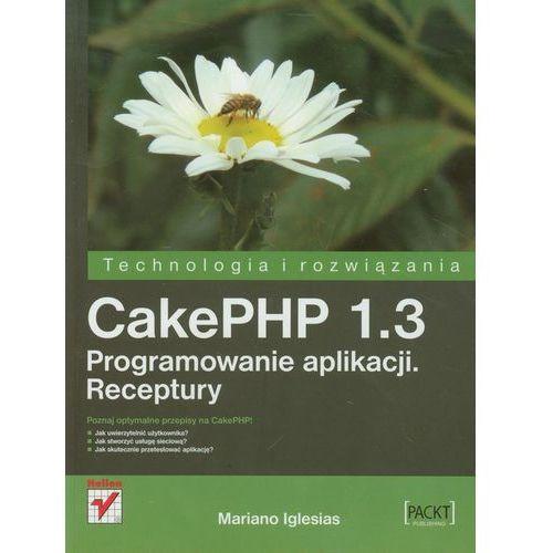 CakePHP 1.3, pozycja wydawnicza