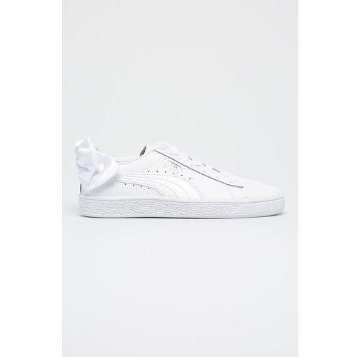 - buty dziecięce basket bow marki Puma