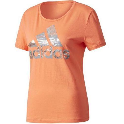 Koszulka essentials foil badge cd1955, Adidas, 32-38