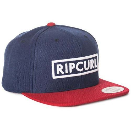 czapka z daszkiem RIP CURL - Undertow Box Snap Back Cp Navy (49) rozmiar: TU, kolor niebieski