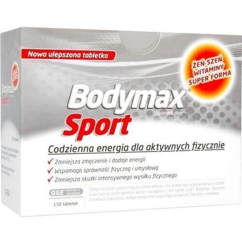 Tabletki Bodymax Sport x 150 tabletek