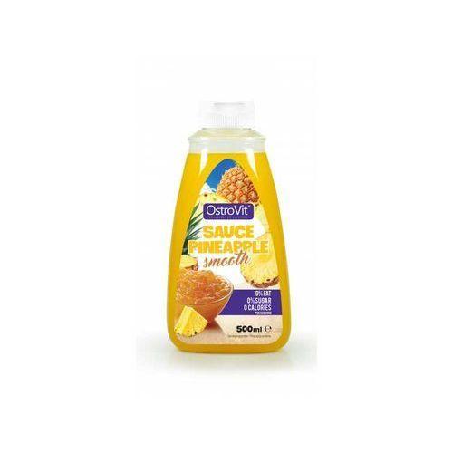 sauce 500 - wyprzedaż - pineapple smooth marki Ostrovit