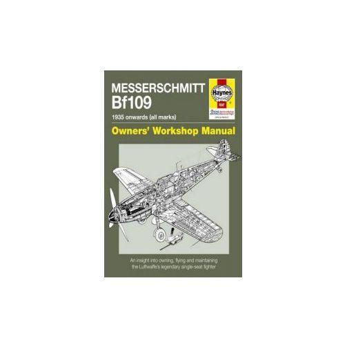 Messerschmitt BF109 Manual - Dobra cena!