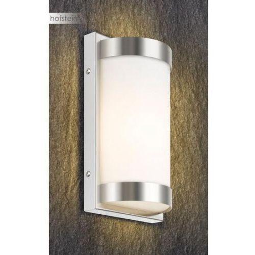 Lcd esens lampa ścienna stal nierdzewna, 1-punktowy - nowoczesny - obszar zewnętrzny - esens - czas dostawy: od 2-3 tygodni