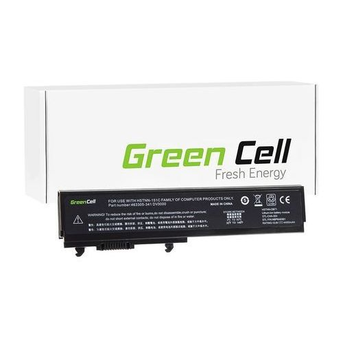 Greencell Hp pavilion dv3000 / 463305-341 4400mah li-ion 10.8v ()
