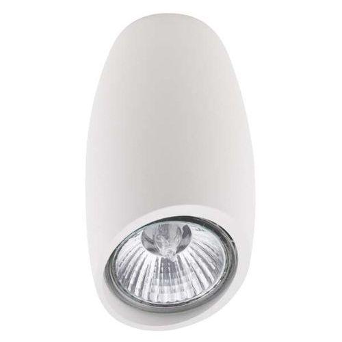 Maxlight Downlight lampa sufitowa love c0158 natynkowa oprawa metalowy spot biały (5903351003711)